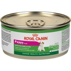 Royal Canin Puppy Appetite Stimulation Canned Food, 5.8-oz Can.