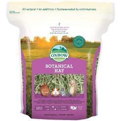 Oxbow Botanical Hay Small Animal Food, 15-oz.